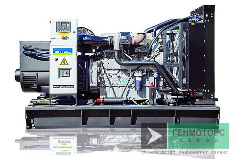 Дизельный генератор (электростанция) AKSA AP660