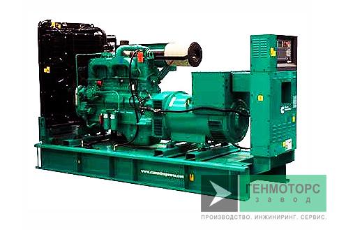 Дизельный генератор (электростанция) Cummins C440D5
