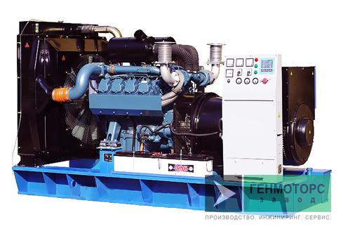 Дизельный генератор (электростанция) АД-360 Doosan