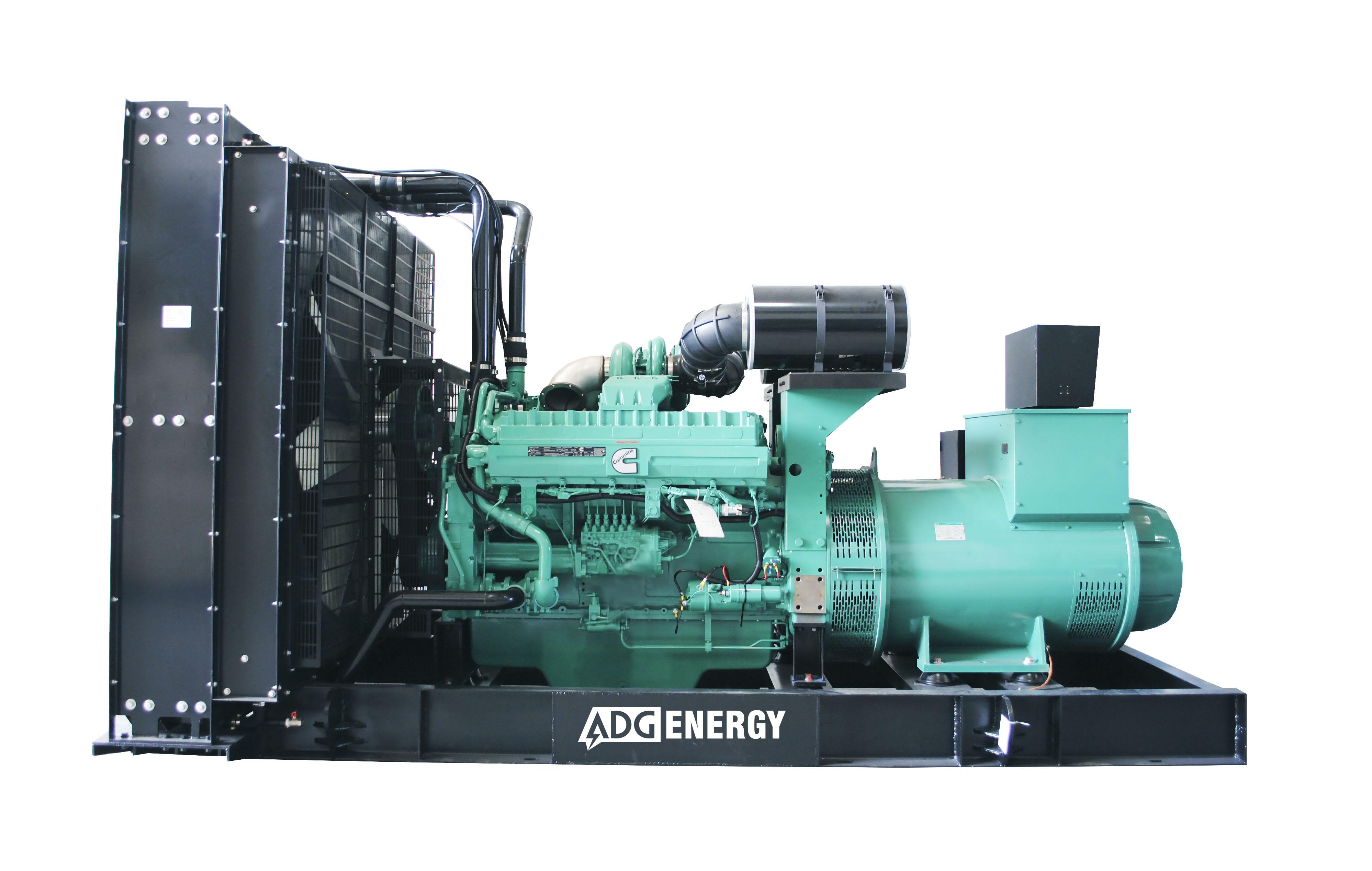 Дизельный генератор (электростанция) ADG-ENERGY AD-1375C