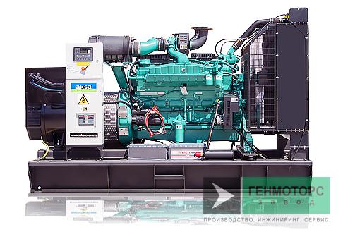 Дизельный генератор (электростанция) AKSA AC825