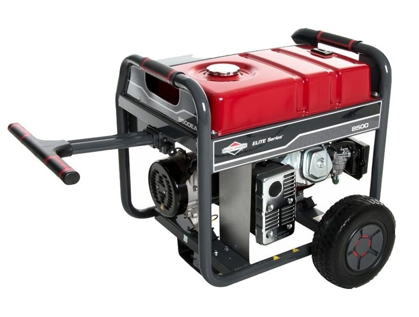 Бензиновый генератор (Бензогенератор) Briggs&Stratton Elite 8500