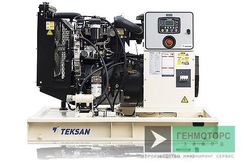 Дизельный генератор (электростанция) Teksan TJ66PE5C