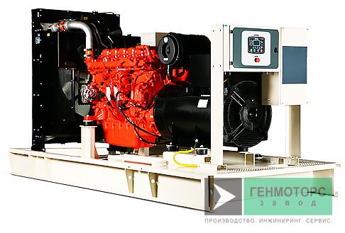 Дизельный генератор (электростанция) Teksan TJ601SC