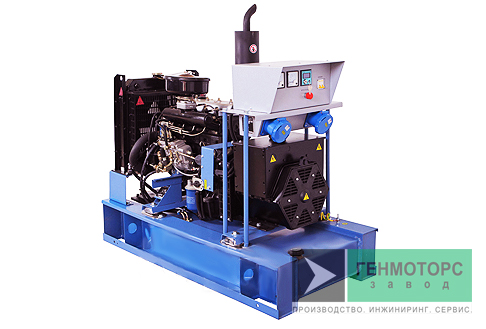Дизельный генератор (электростанция) АД-18