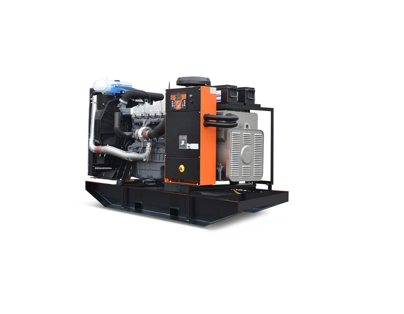 Дизельный генератор (электростанция) RID 350 S-SERIES