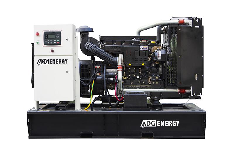Дизельный генератор (электростанция) ADG-ENERGY AD-150PE