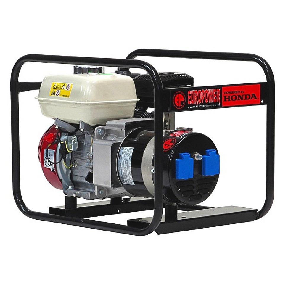 Бензиновый генератор (Бензогенератор) Europower EP 3300/11