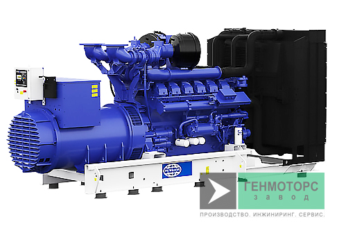Дизельный генератор (электростанция) FG Wilson P1350P1 / P1500E1