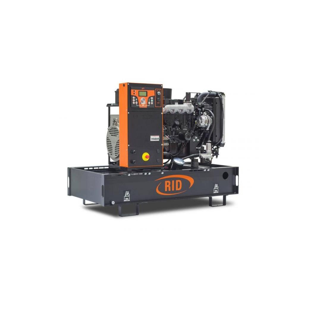 Дизельный генератор (электростанция) RID 15/1 E-SERIES