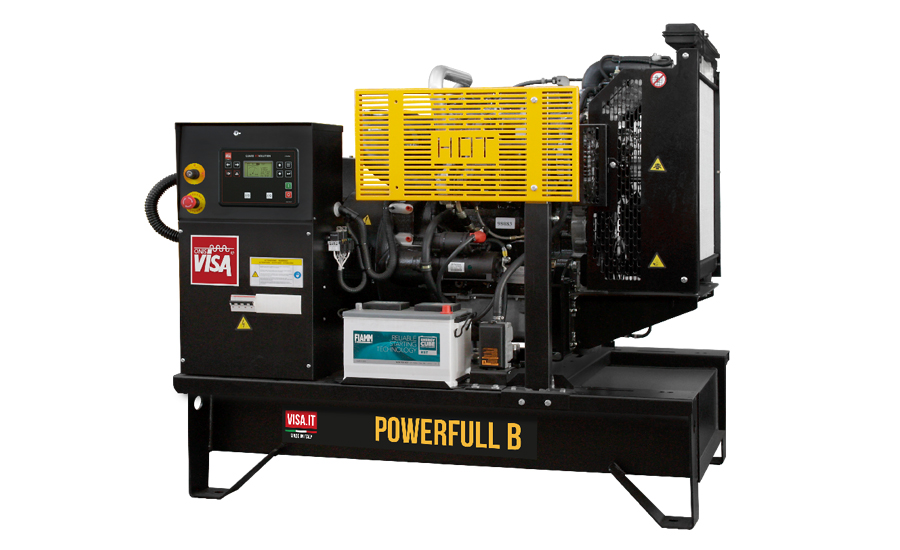 Дизельный генератор (электростанция) Onis Visa D30