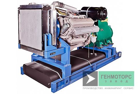 Дизельный генератор (электростанция) АД-240 ЯМЗ
