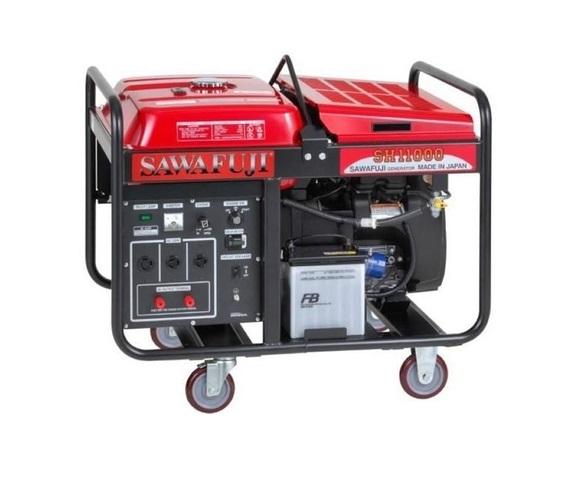 Бензиновый генератор (Бензогенератор) ELEMAX SH11000-R
