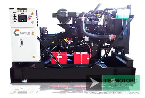 Дизельный генератор (электростанция) Cooper HG138CC
