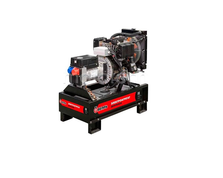 Дизельный генератор (электростанция) ВЕПРЬ АДА 10-Т400 РЛ2