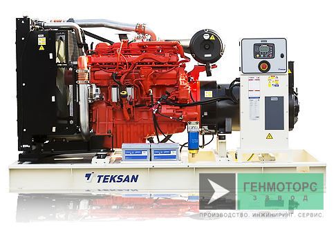 Дизельный генератор (электростанция) Teksan TJ336SC
