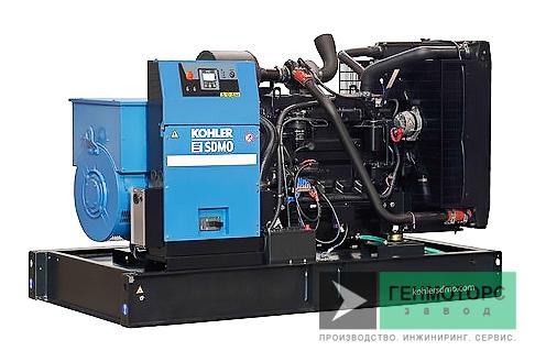 Дизельный генератор (электростанция) SDMO J200K