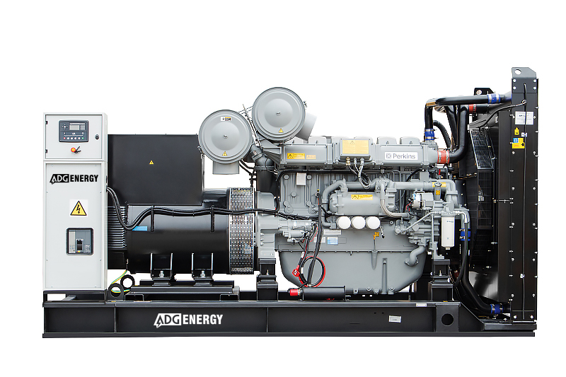 Дизельный генератор (электростанция) ADG-ENERGY AD-825PE