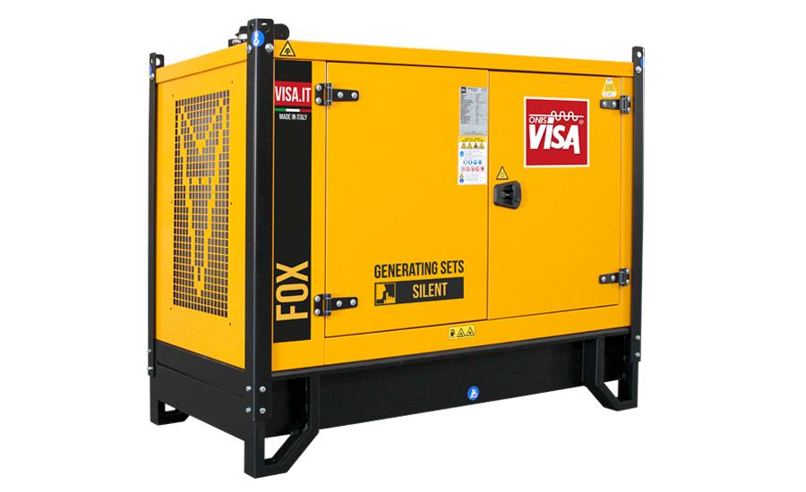 Дизельный генератор (электростанция) Onis Visa P21