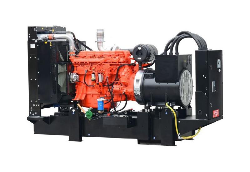 Дизельный генератор (электростанция) Energo EDF 450/400 SC