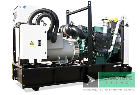 Дизельный генератор (электростанция) Gesan DVA 500E