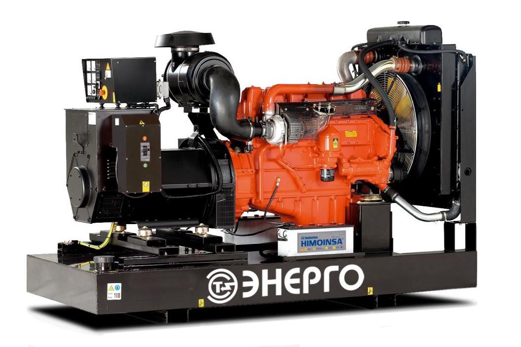 Дизельный генератор (электростанция) Energo EDF 300/400 SC