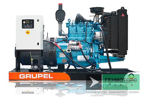 Дизельный генератор (электростанция) G53BDGR Grupel