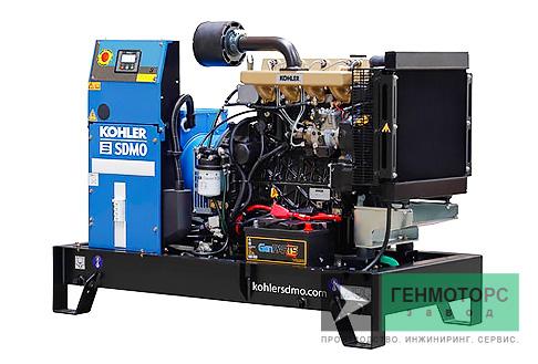 Дизельный генератор (электростанция) SDMO K27