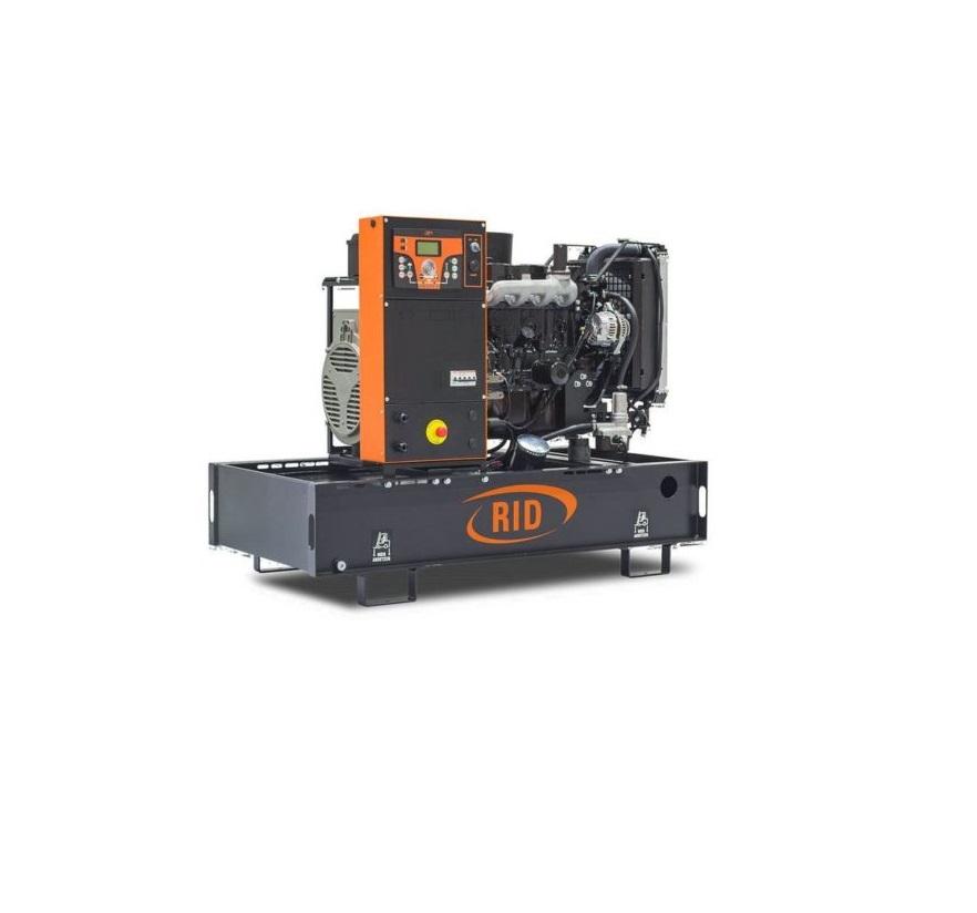 Дизельный генератор (электростанция) RID 10 E-SERIES