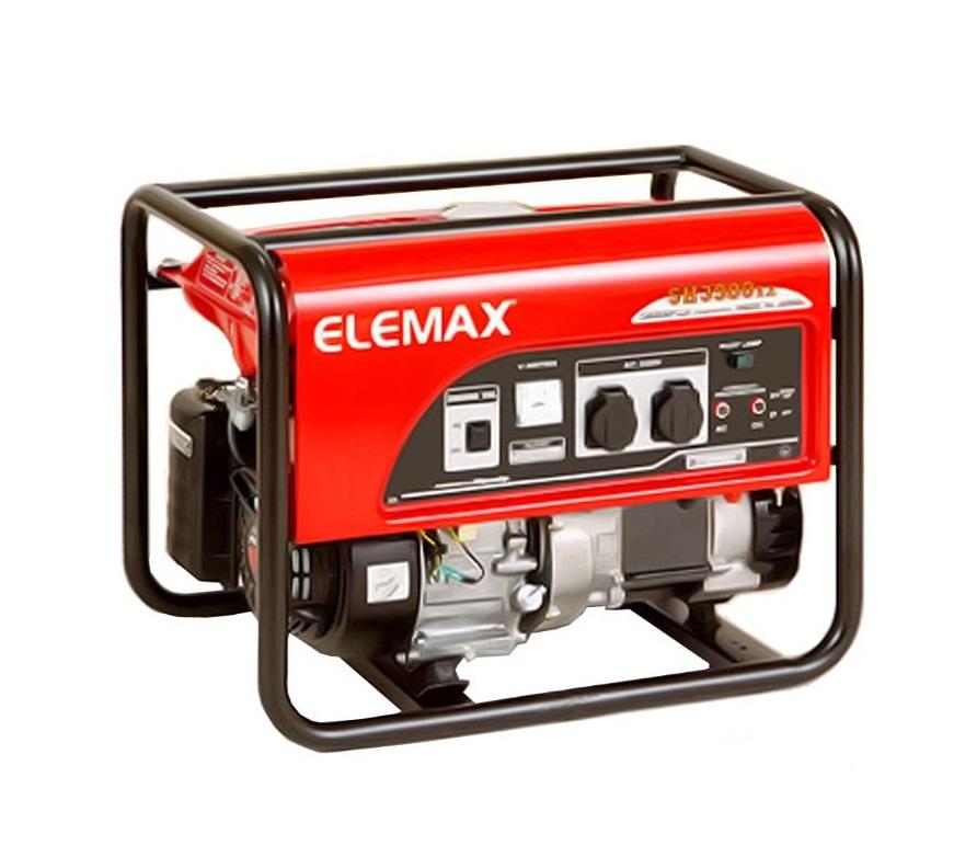 Бензиновый генератор (Бензогенератор) ELEMAX SH7600EX-RS