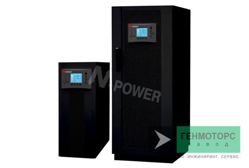 Источник бесперебойного питания Power-Vision Black W10000