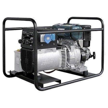 Дизельный генератор (электростанция) Energo ED 6.0/230-SLE