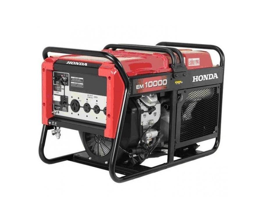 Бензиновый генератор (Бензогенератор) Honda EM 10000
