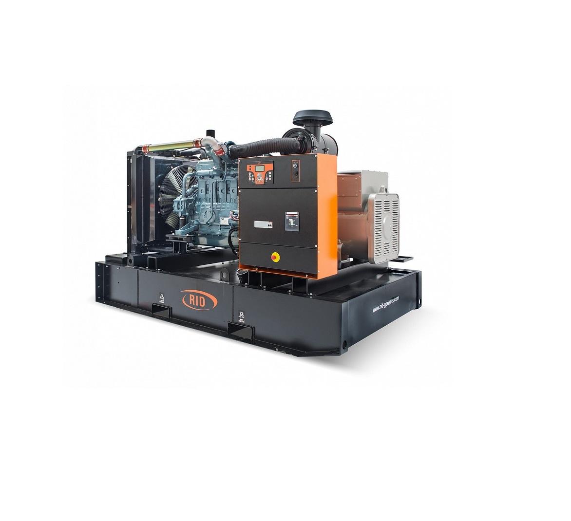 Дизельный генератор (электростанция) RID 300 B-SERIES
