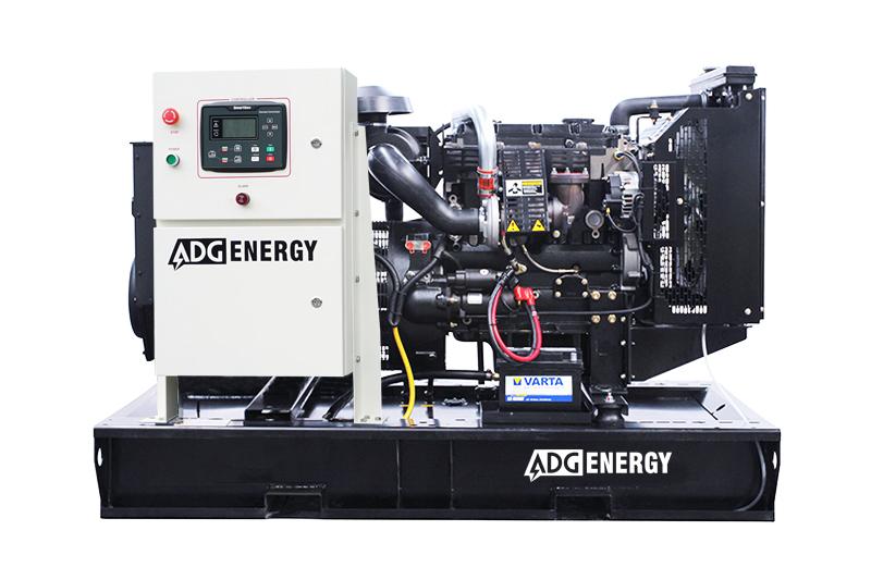 Дизельный генератор (электростанция) ADG-ENERGY AD-70PE