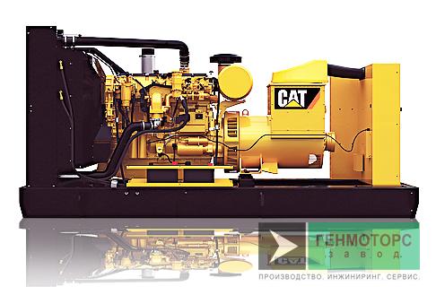 Дизельный генератор (электростанция) Caterpillar С13 280 кВт
