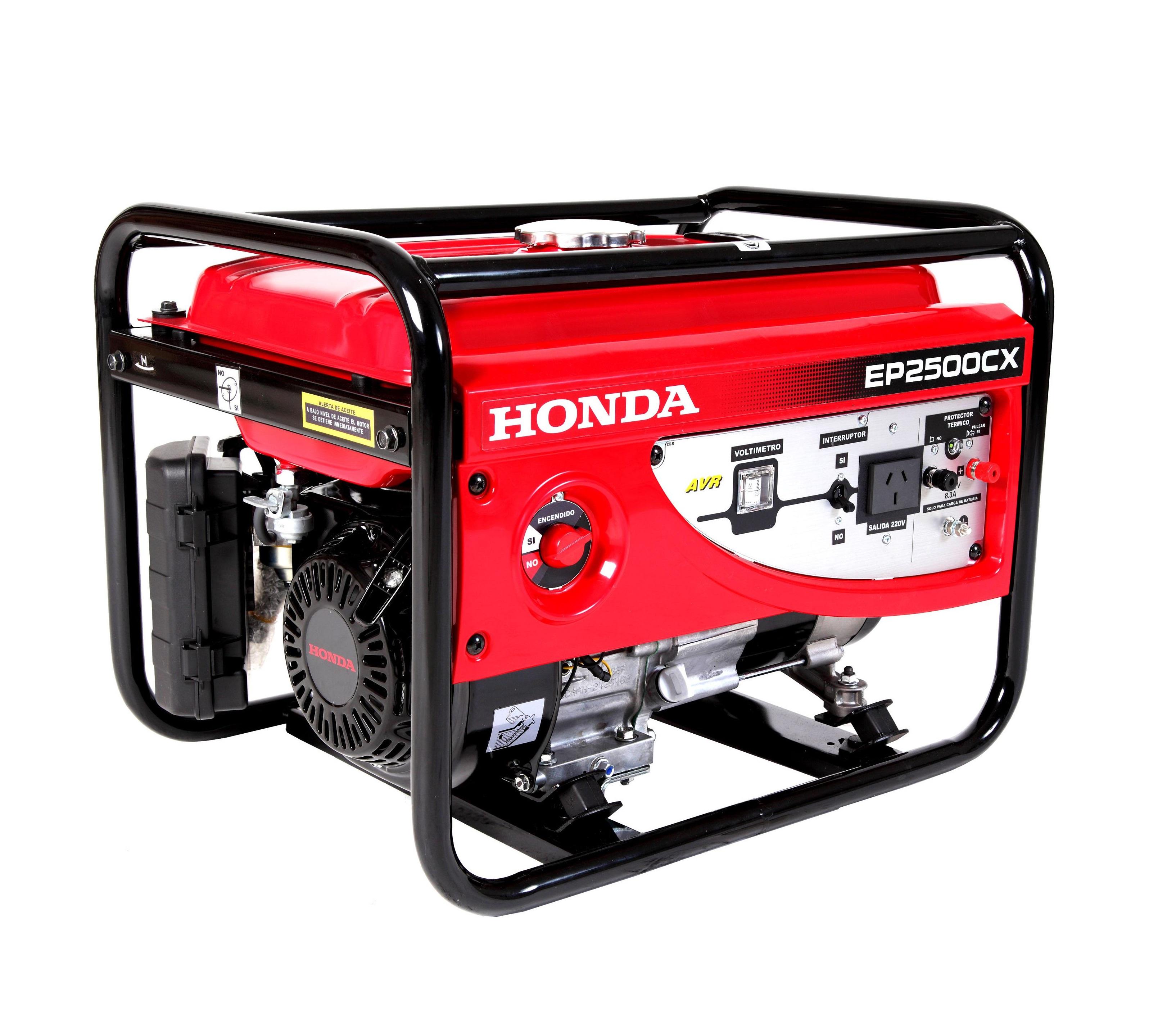 Бензиновый генератор (Бензогенератор) Honda EP 2500 CX