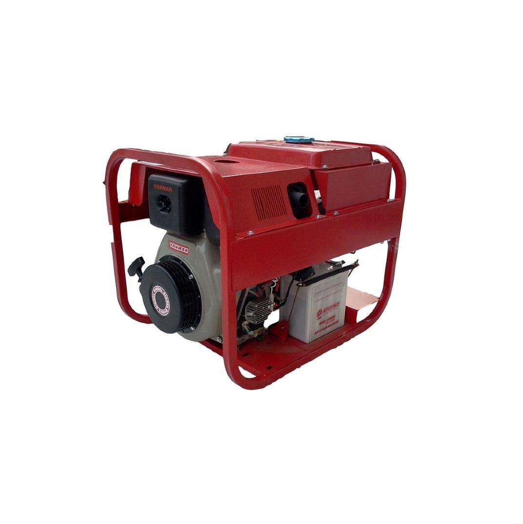Дизельный генератор (электростанция) ВЕПРЬ АДП 10-230 ВЛ-БС