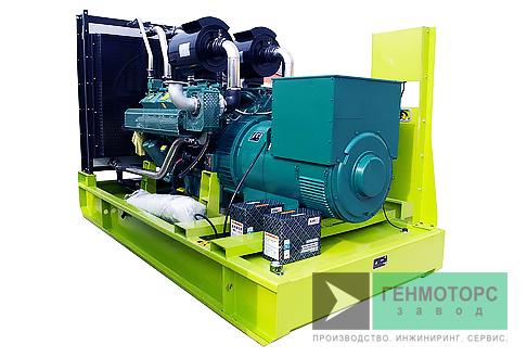 Дизельный генератор (электростанция) АД-720-Т400
