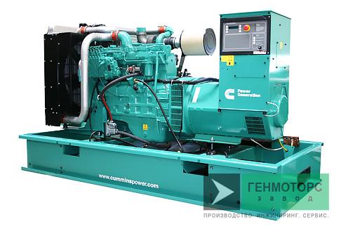 Дизельный генератор (электростанция) Cummins C250D5