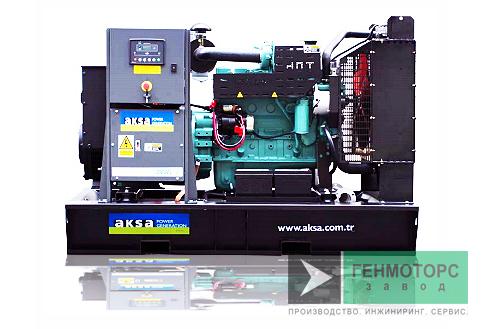 Дизельный генератор (электростанция) AKSA APD110C