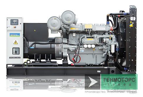 Дизельный генератор (электростанция) AKSA AP900
