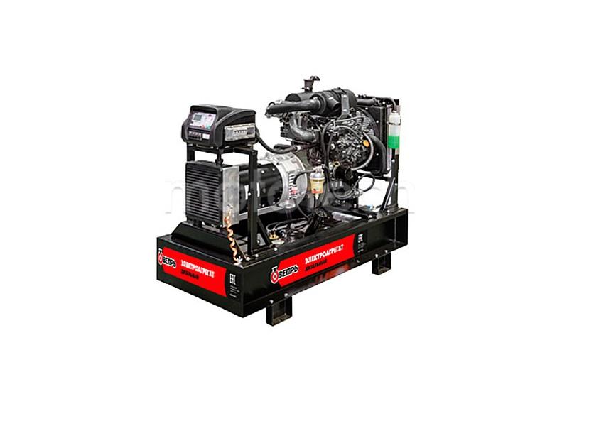 Дизельный генератор (электростанция) ВЕПРЬ АДА 38-Т400 РЯ2