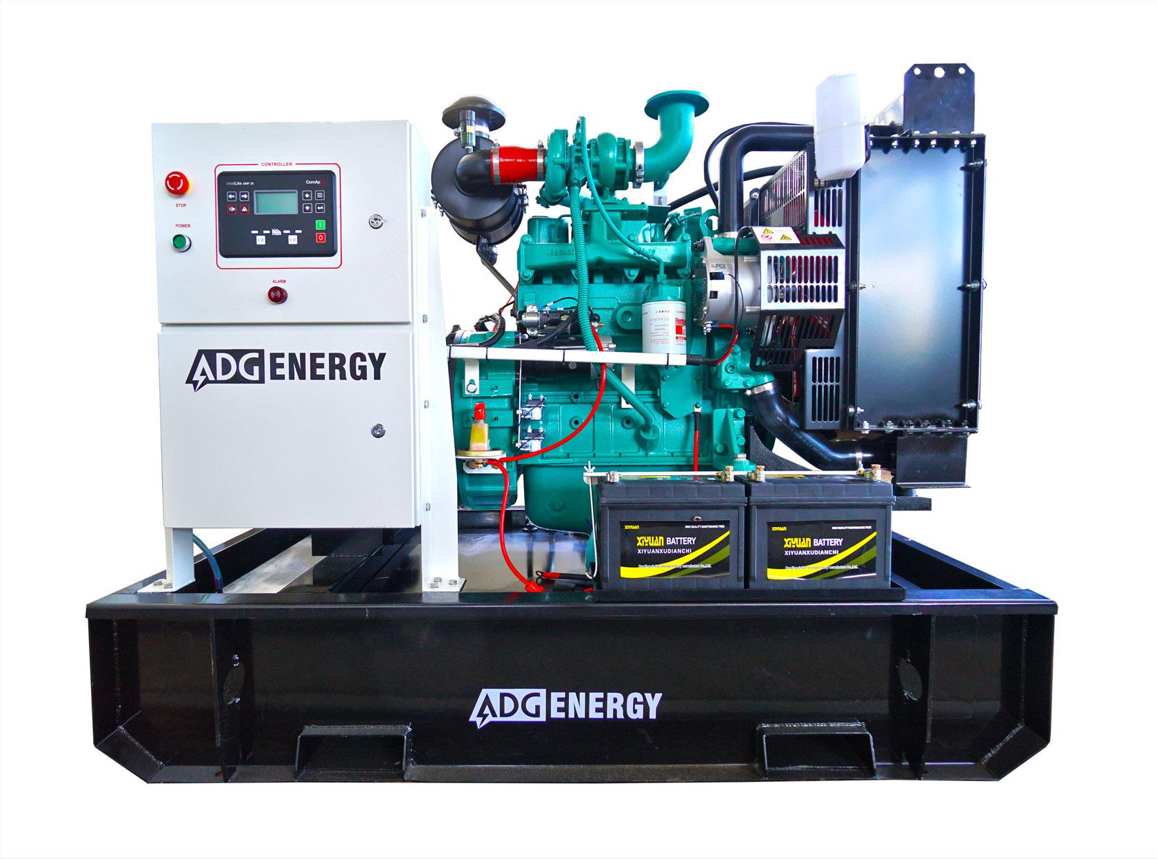 Дизельный генератор (электростанция) ADG-ENERGY AD-110C