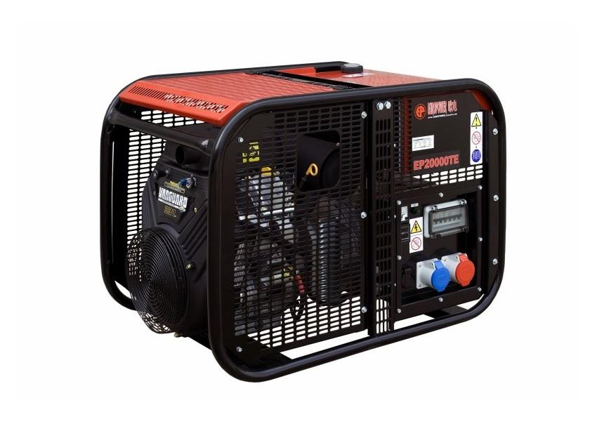 Бензиновый генератор (Бензогенератор) Europower EP 20000 TE