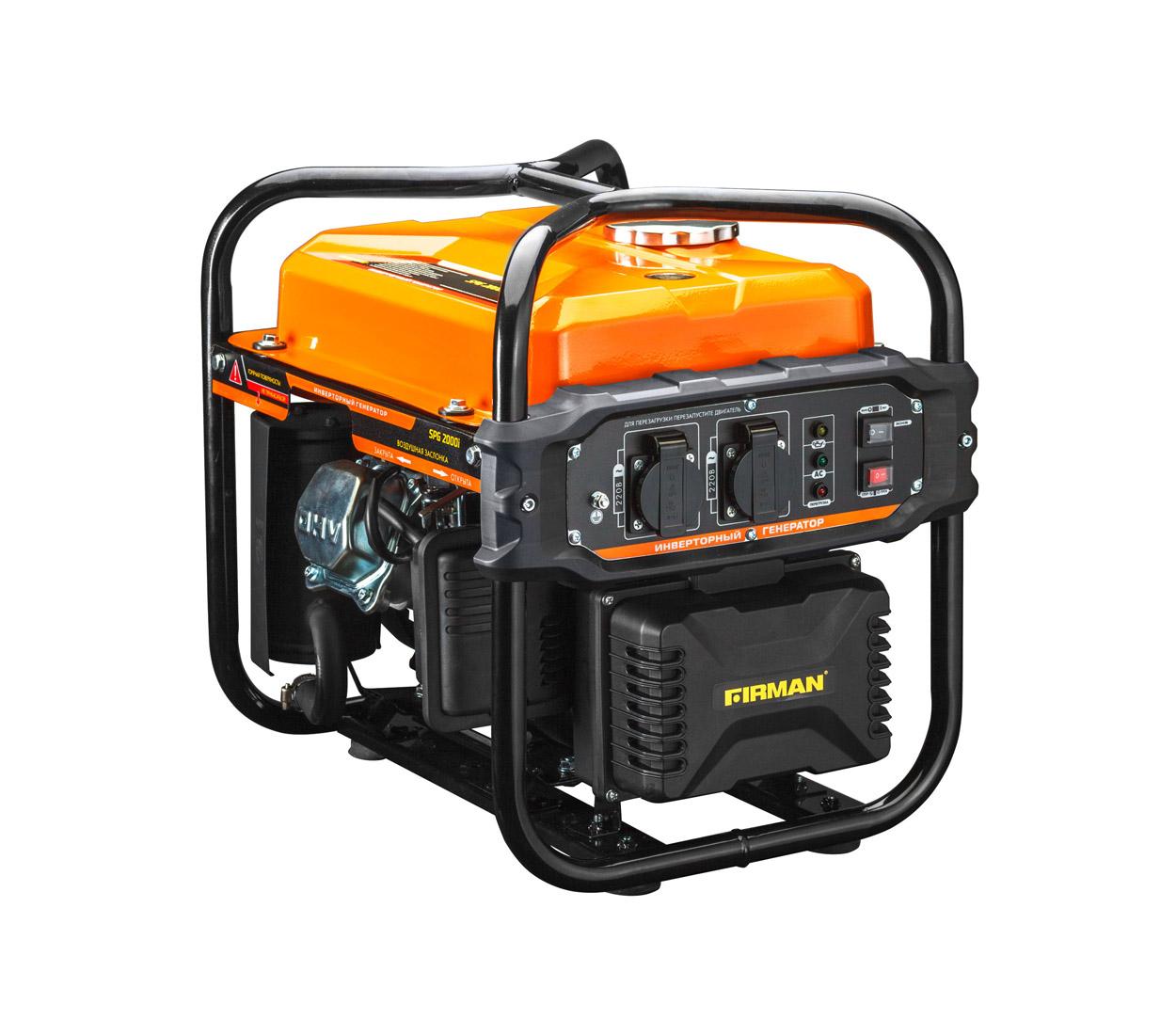 Бензиновый генератор (Бензогенератор) Firman SPG2000I