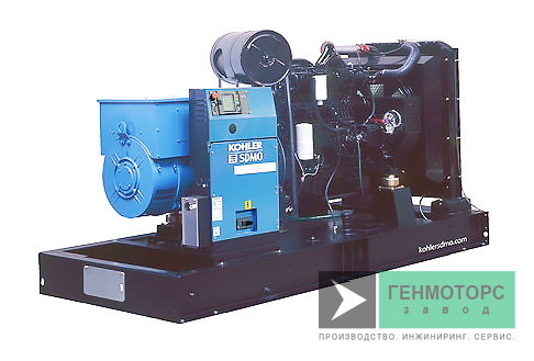 Дизельный генератор (электростанция) SDMO D275