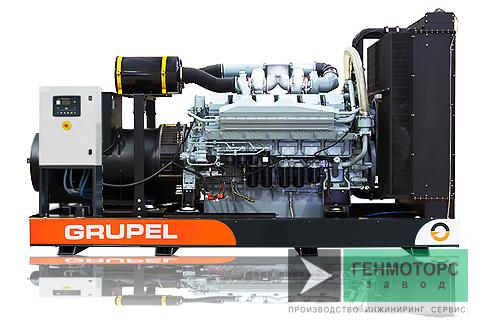 Дизельный генератор (электростанция) G1857MSGR Grupel