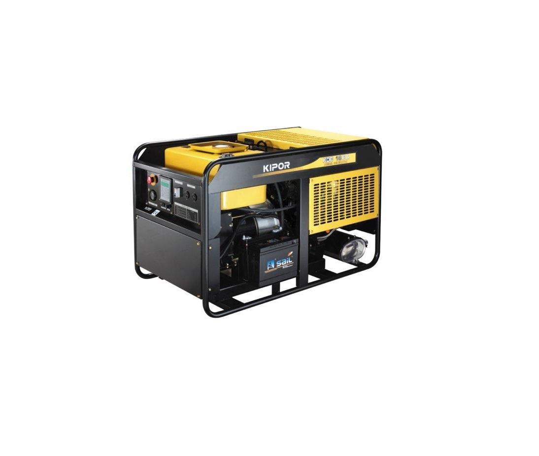 Дизельный генератор (электростанция) Kipor KDE16EA