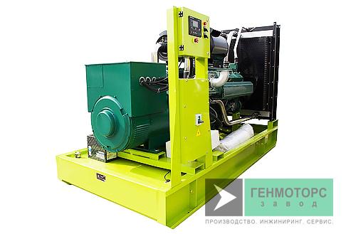 Дизельный генератор (электростанция) АД-400-Т400